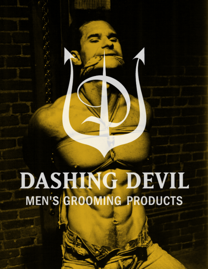 Dashing Devil Men's Grooming Products