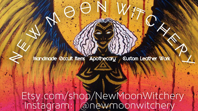 New Moon Witchery