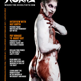 HORNS Issue #3 : Halloween 2017 Anniversary Digital Edition